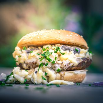Gaumenschmäusle Lamm-Burger