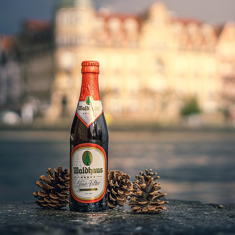 Bier der Woche 2 im DOM: Waldhaus Naturtrüb ohne Filter
