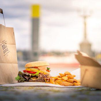 Dom Burger to go