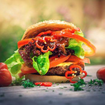 Fuego Escobar Burger